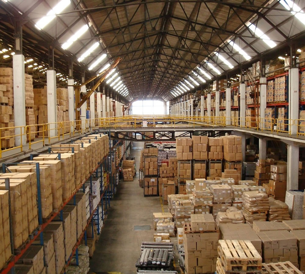 Warehouses for Freight