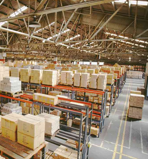 Warehouses for Cargo